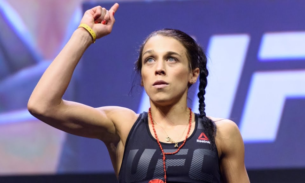 "Will Joanna Jedrzejczyk become ""Joanna Champion"" as a flyweight? (Per Haljestam)"